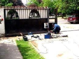 servicio tecnico en cerco y portones electricos