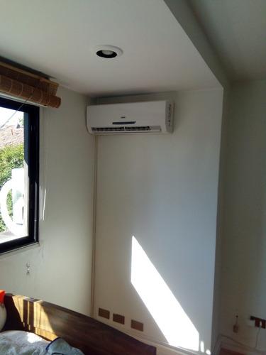 servicio técnico en climatización, y venta de split muro