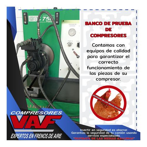 servicio técnico en compresores de frenos de aire