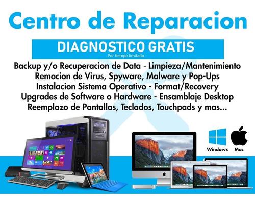 servicio técnico en computación