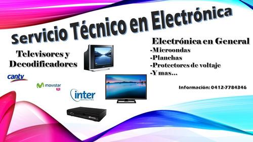 servicio tecnico en electronica