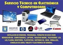 servicio tecnico en electronica. reparacion de tv led lcd