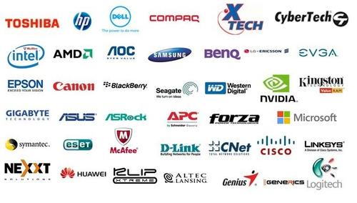 servicio tecnico en equipo de computo (todas las marcas)