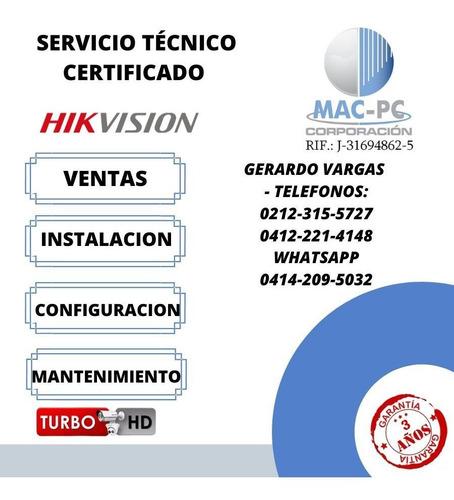servicio técnico en equipos cctv especializado dns