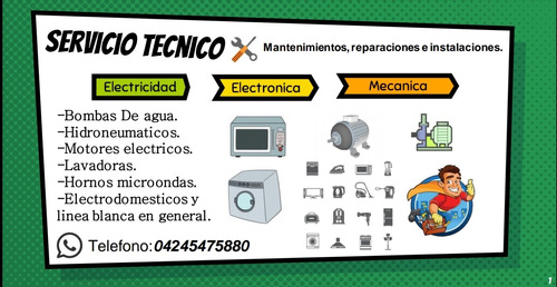 servicio técnico en general