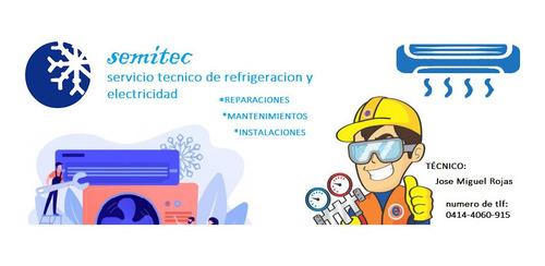 servicio técnico en general y refrigeración
