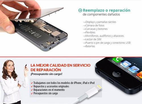 servicio tecnico en iphone ipads ipods y mas providencia