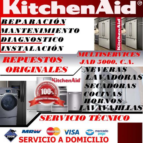 servicio tecnico en neveras kitchenaid autorizado vikin