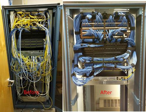 servicio técnico en: redes, servidores, pc, mac, cctv