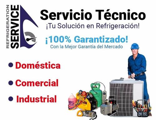 servicio tecnico en refrigeracion