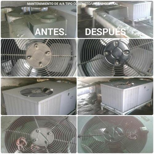 servicio tecnico en refrigeracion aire acondicionado neveras