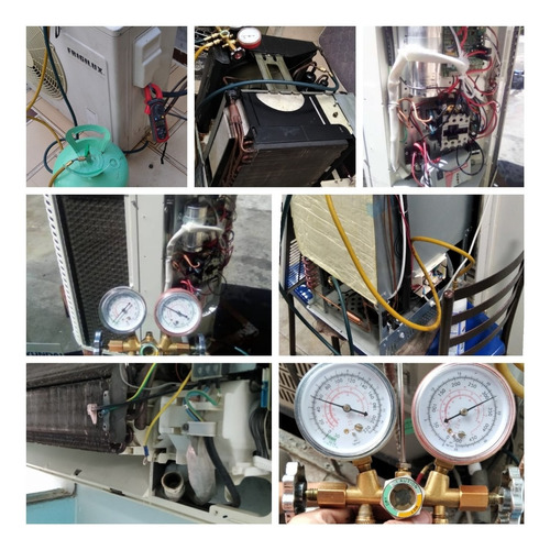 servicio tecnico en refrigeracion y aire acondicionado