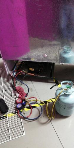 servicio técnico en refrigeradoras, aire acondicionado y ele