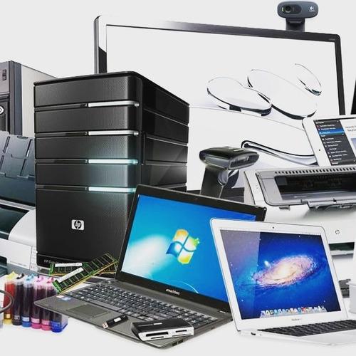 servicio tecnico en reparacion de computadoras a domicilio