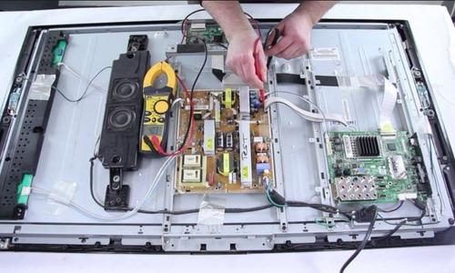 servicio técnico en televisores led-lcd-smart-curve-qled 4k