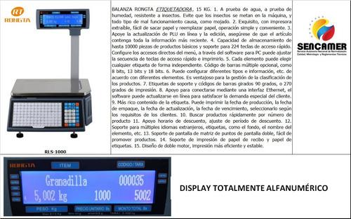 servicio técnico eo. especialistas en balanza, pesos, romana