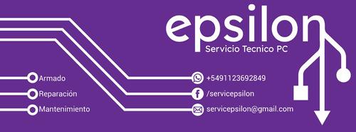 servicio tecnico epsilon