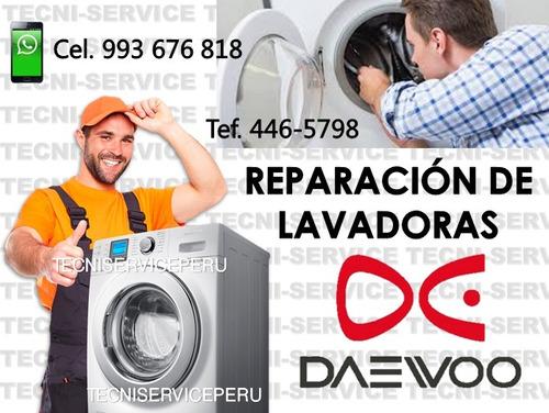 servicio técnico especialista lavadora secadora a domicilio