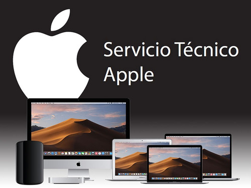 servicio técnico especializado apple mac imac macbook