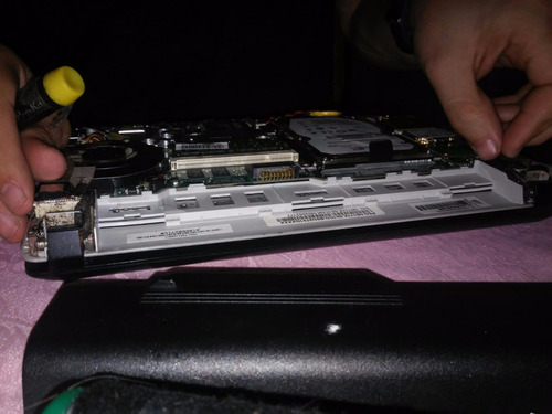 servicio técnico especializado de computadoras, laptops