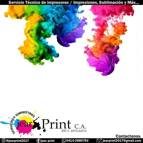 servicio tecnico  especializado en impresora epson