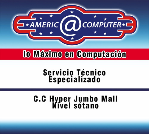 servicio tecnico especializado en laptops,desktop,tablets...