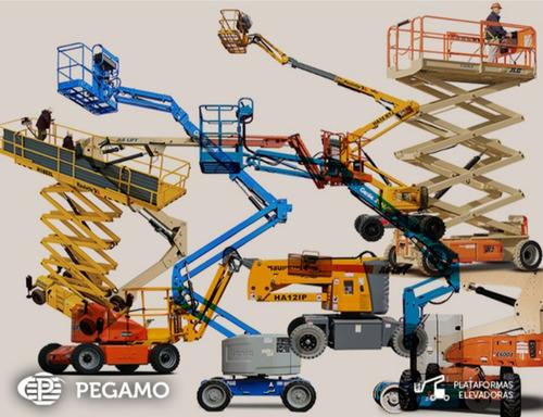 servicio tecnico especializado en plataformas de elevacion