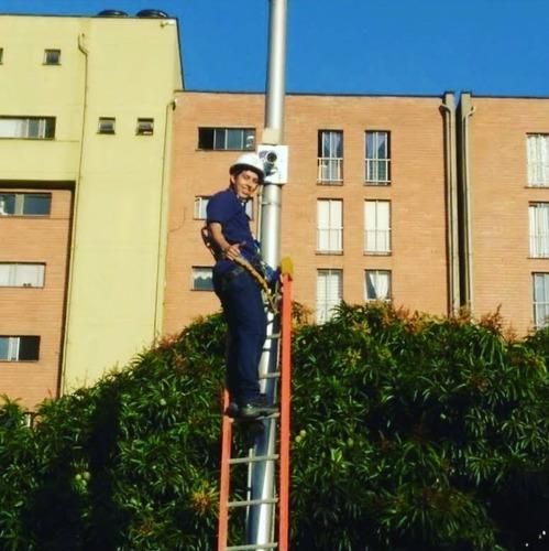 servicio tecnico especializado en seguridad electrónica
