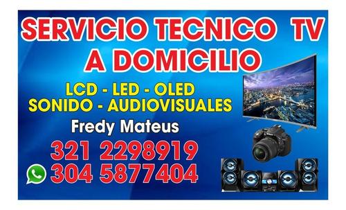 servicio técnico especializado en televisores