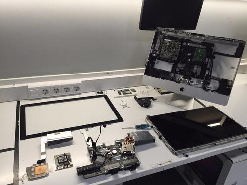 servicio tecnico especializado mac apple imac macbook ipad