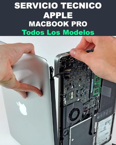 servicio técnico especializado para mac a domicilio.