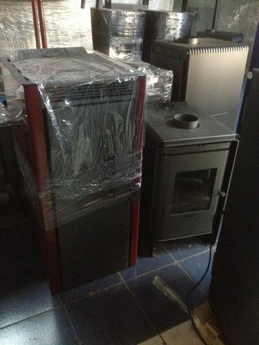 servicio tecnico estufas a pellet salamandras y cocinas leña