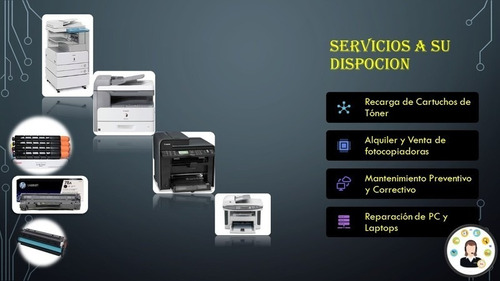 servicio tecnico fotocopiadora