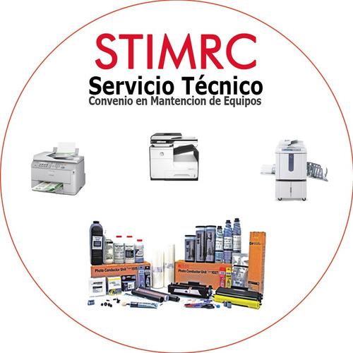 servicio técnico fotocopiadoras impresoras redes de pcs