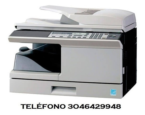 servicio técnico fotocopiadoras impresoras sharp 3046429948