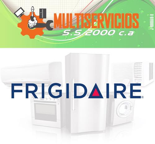 servicio tecnico frigidaire autorizado cocinas vitroceramica