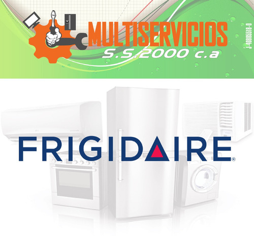 servicio tecnico frigidaire autorizado lavadora