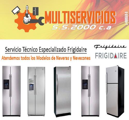 servicio tecnico frigidaire cocinas autorizado