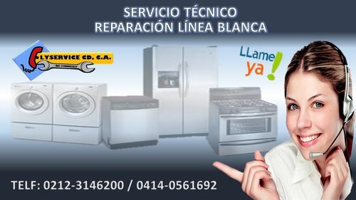 servicio técnico frigidaire lavadoras y neveras autorizado