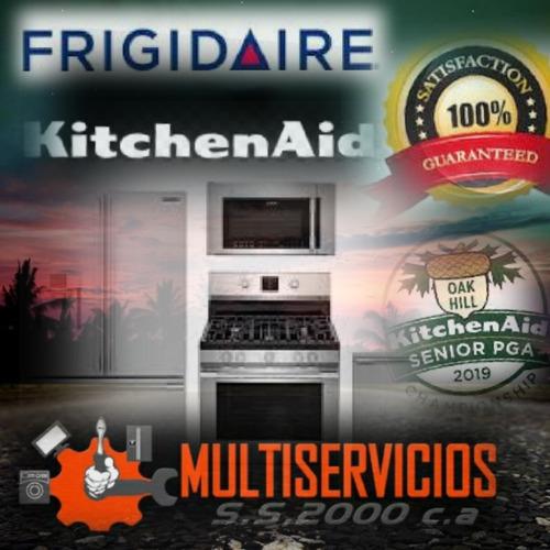 servicio tecnico frigilux frigidaire cocina horno