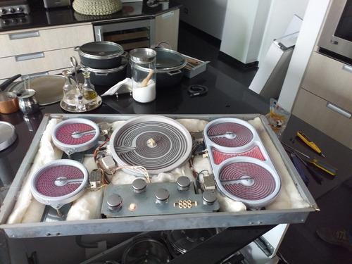 servicio tecnico frigilux friguidaire cocina horno 8