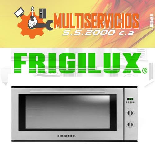 servicio tecnico frigilux hornos autorizados