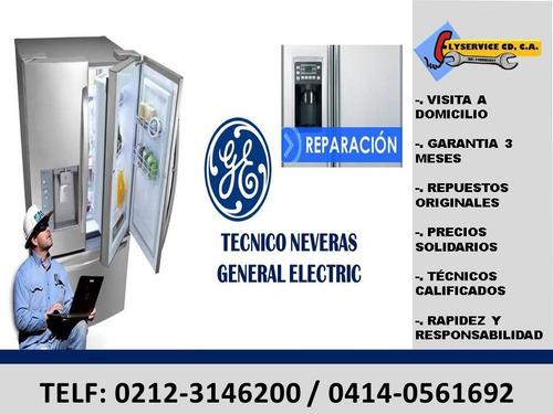 servicio tecnico ge autorizado neveras profile lavadoras