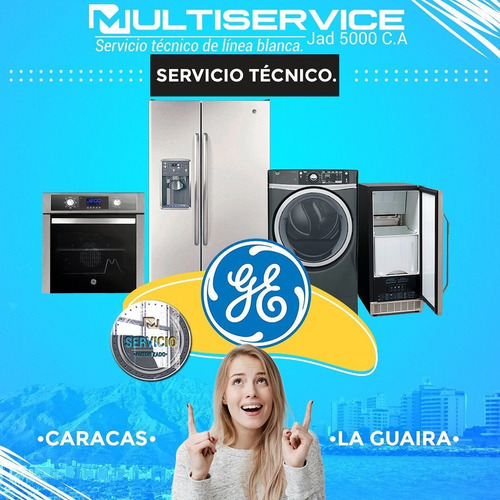 servicio técnico general electric lavadora morocha nevera