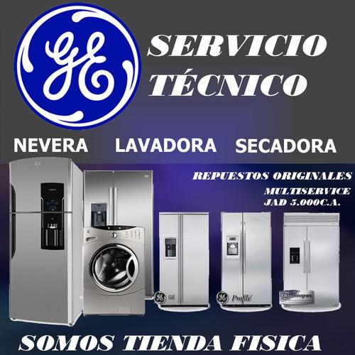 servicio tecnico general electric nevera lavadora secadora