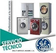 servicio tecnico general electric servi-plus neveras lavado