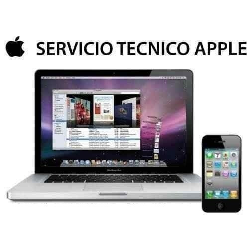 servicio tecnico imac, mac, macbook pro / air mini mac