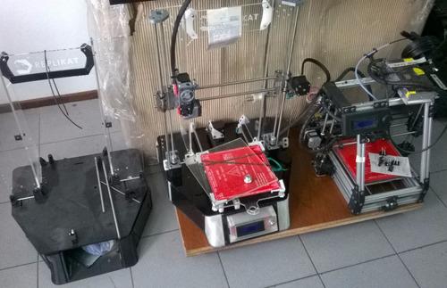 servicio tecnico impresora 3d reparacion, calibracion, firmw