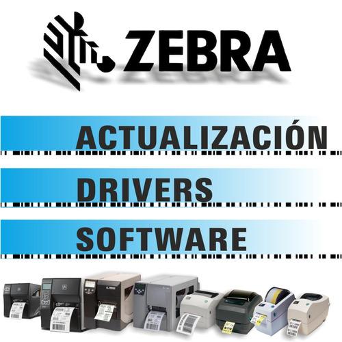 servicio técnico impresora de etiquetas zebra