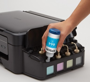 servicio tecnico impresoras epson ecotank sistema continuo